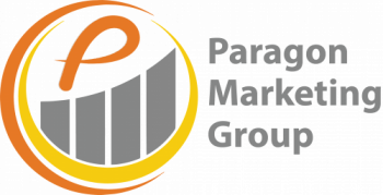 Paragon Marketing Group logo.